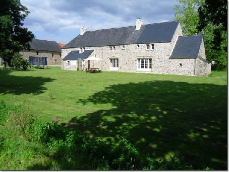 3 Bedroom House For Sale in Manche, FRANCE - Property Ref: 700219
