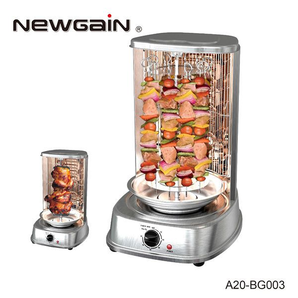 NEW GAIN.barbecue grill.kitchenware.electric bbq grill - from Alibaba.com