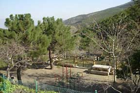 Zonas de acampada libre controlada. Andalucia