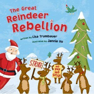 We do Click Clack Moo in December. I think this book will go really well with it! Other ideas with this book at Buzzing About Second Grade blogspot