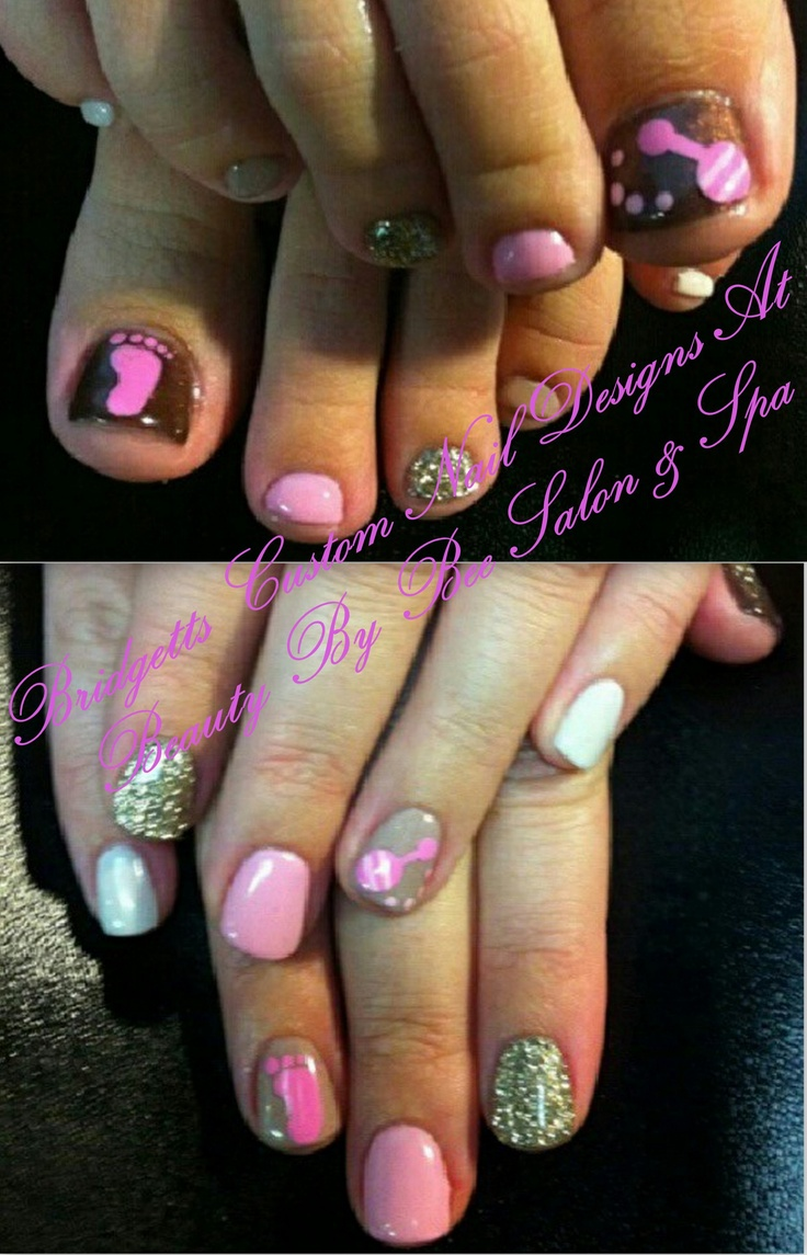 25+ Best Ideas About Baby Girl Nails On Pinterest