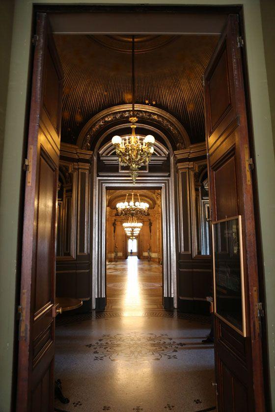 The Palais Garnier  Inside the Paris Opera House