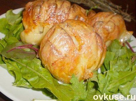 «Гассель» картофель по - шведски