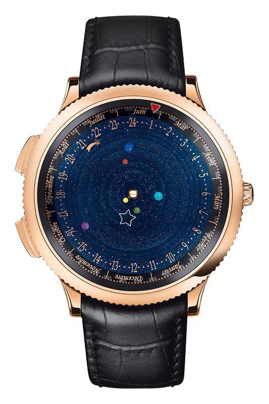 Complication Poétique Midnight Planétarium L'Astronomie Poétique ...