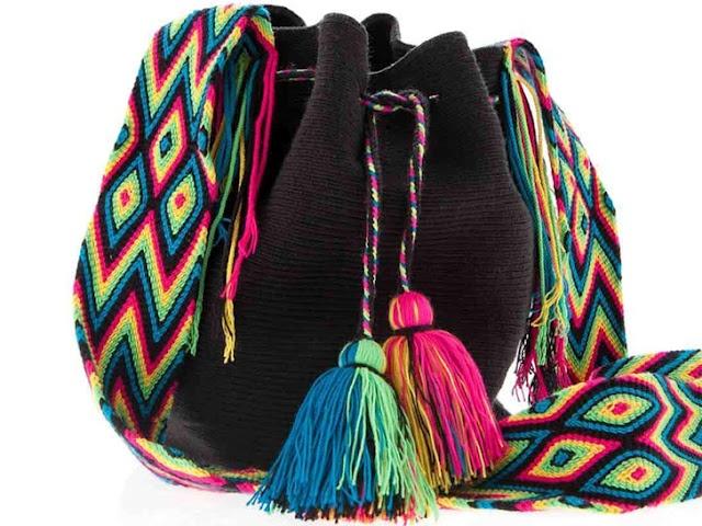 Wayuu Taya Foundation bags