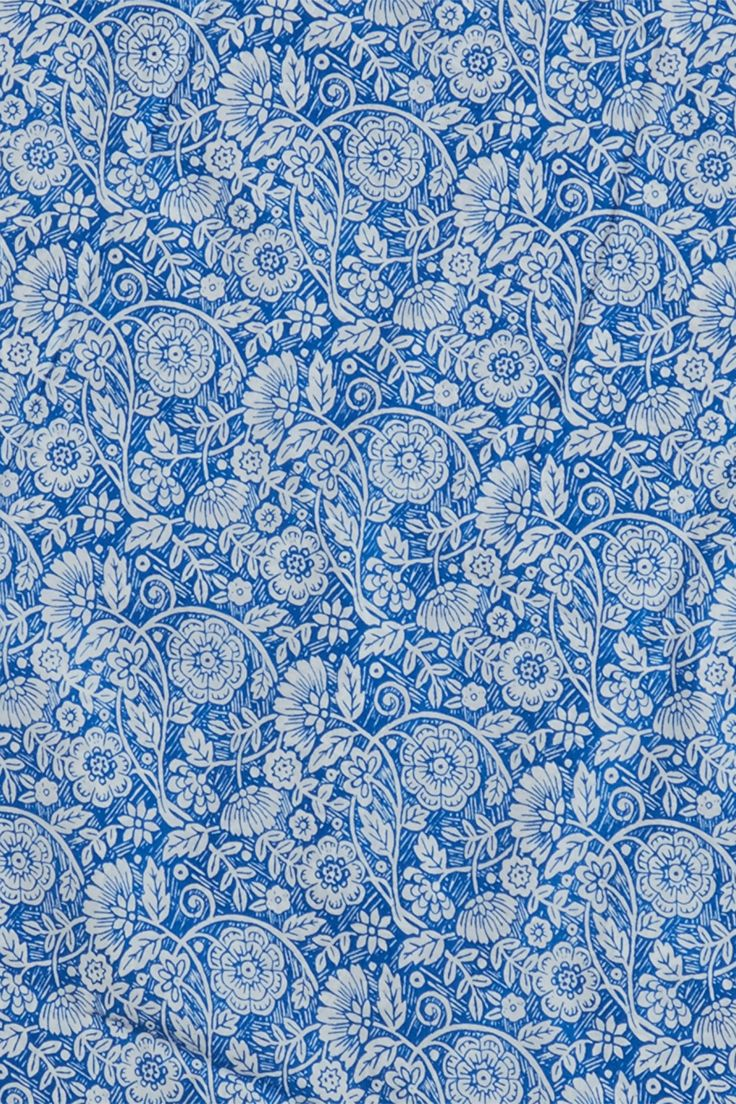Seasalt Printed Cotton Fabric