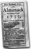 Poor Richard's Almanack. All about Ben Franklin
