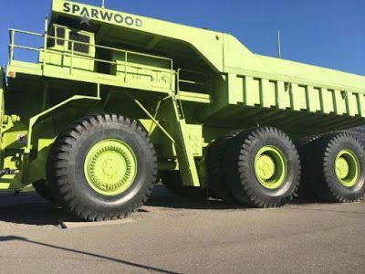 5 kendaraan mobil terbesar di dunia dan gambarnya truk tronton rh pinterest com