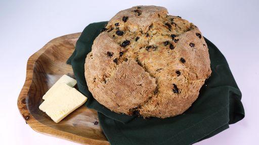 Hands down the best Irish Soda Bread recipe from The Chew