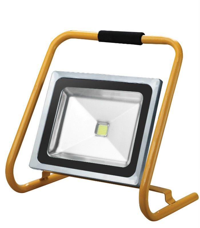 Projecteur 1 LED SMD 50W Portable Sur Pied au meilleur prix! - LeKingStore