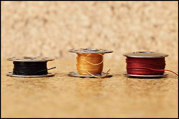 The right and wrong bobbins to use in vintage Singer sewing machines