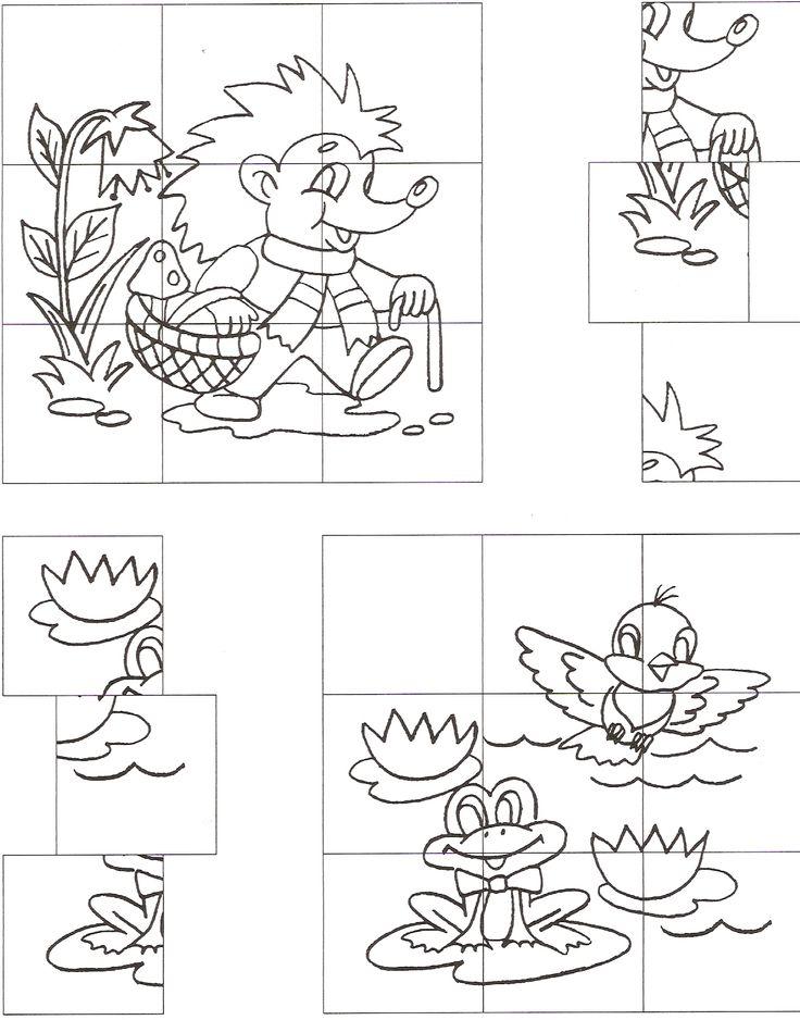 Развивающие задания для детей 6-7 лет в картинках ...