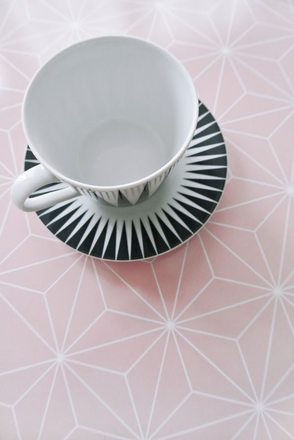 pattern porcelain