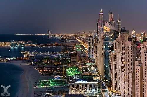 The Shores of Dubai - Photo by Daniel Cheong