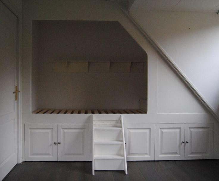 Underlayment Slaapkamer : ... op Pinterest - Slaapkamers Op Zolder ...