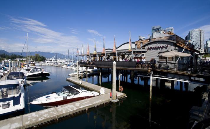 Cardero's, Vancouver. Perfect!