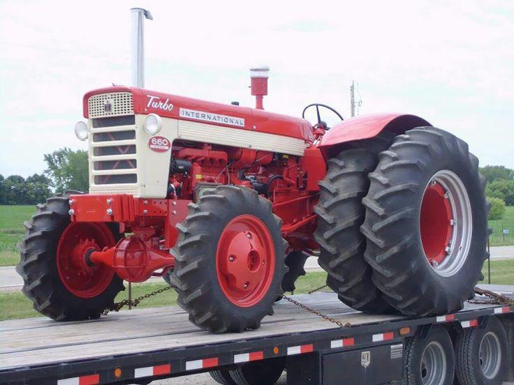 International Harvestor 660