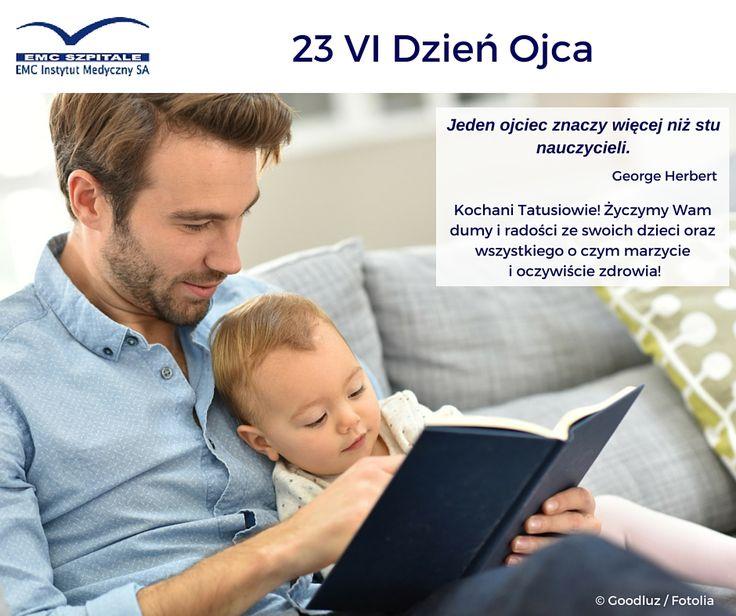 Dzien Ojca - zyczenia dla tatusiów :) #emc #emcszpitale