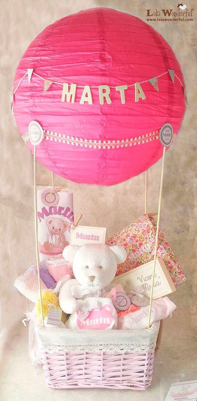 eine schöne #Bastelidee als #Geschenk zur #Geburt so cute for a little ones birthday