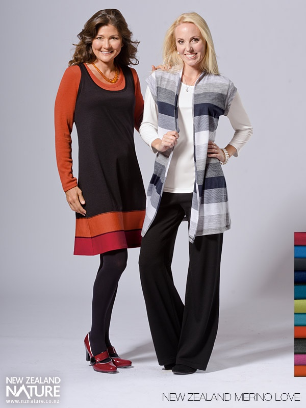 We love New Zealand Merino for its rich colours, weighty drape, formfitting softness & warmth. And we love our new collection - so easy to wear for the changing seasons. Made in New Zealand