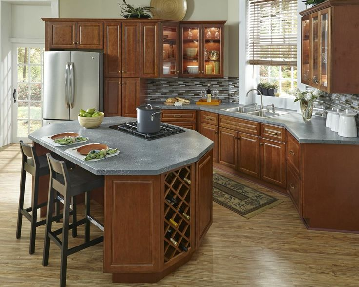 14 best images about kitchen cabinets on pinterest - B jorgsen cabinets ...