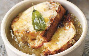 Sopa De Cebolla Caramelizada De Jamie Oliver