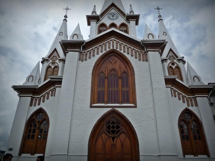 Iglesia La Inmaculada Concepción, MANIZALES - Colombia