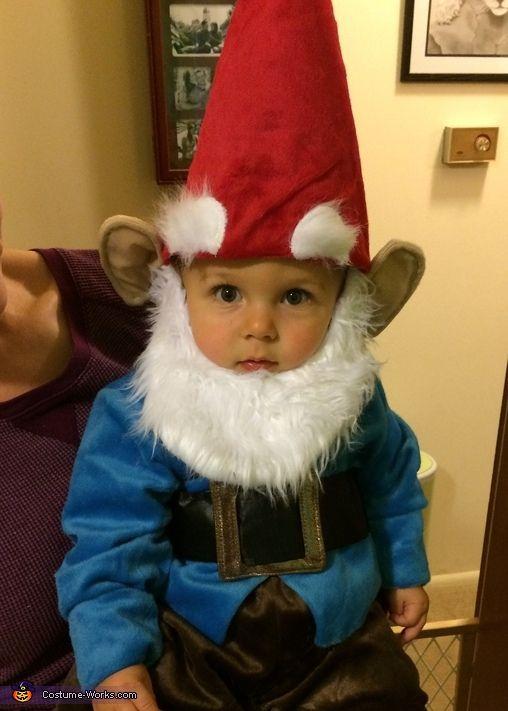 Garden Gnome - 2015 Halloween Costume Contest via @costume_works