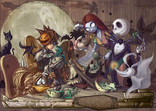 Kingdom Hearts: Nightmare Before Christmas