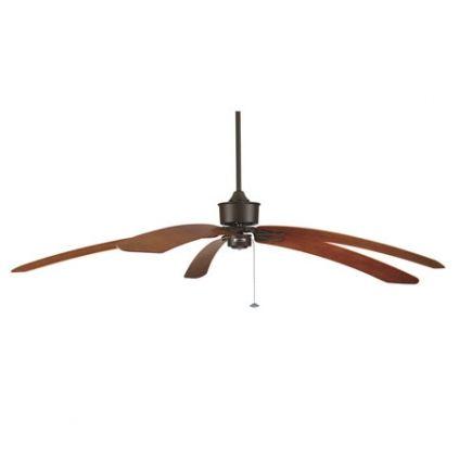 Nice Large Elegant fan option for upper Deck
