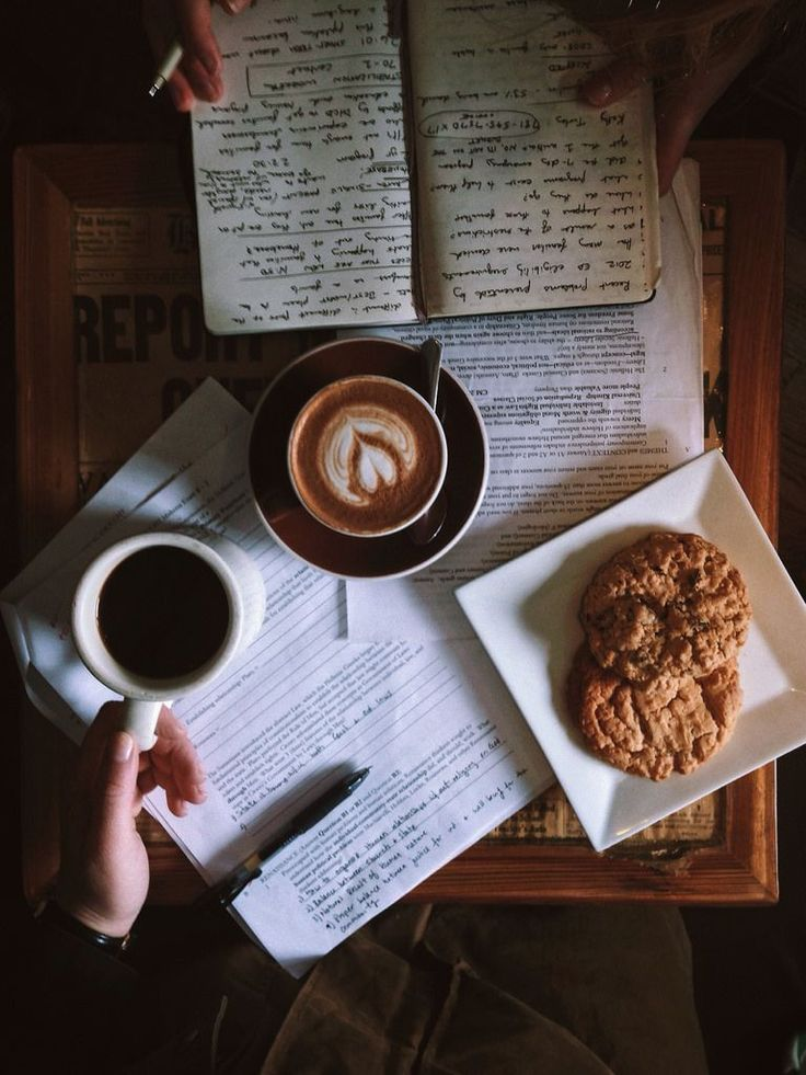 A Little Bit Of Silence Writing Cookies And Coffee