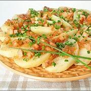 Картофельный салат по-баварски
