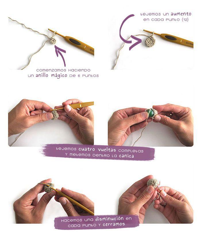 Cómo hacer un collar de lactancia -DIY-