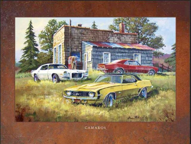 Best Car And Truck Art Images On Pinterest Car Prints Poster