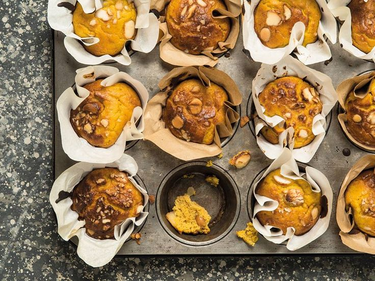Children love cupcakes and muffins, so why not try our delicious Pumpkin Nut Muffin Recipe this Autumn. View recipe here>>http://goo.gl/BnaKNn