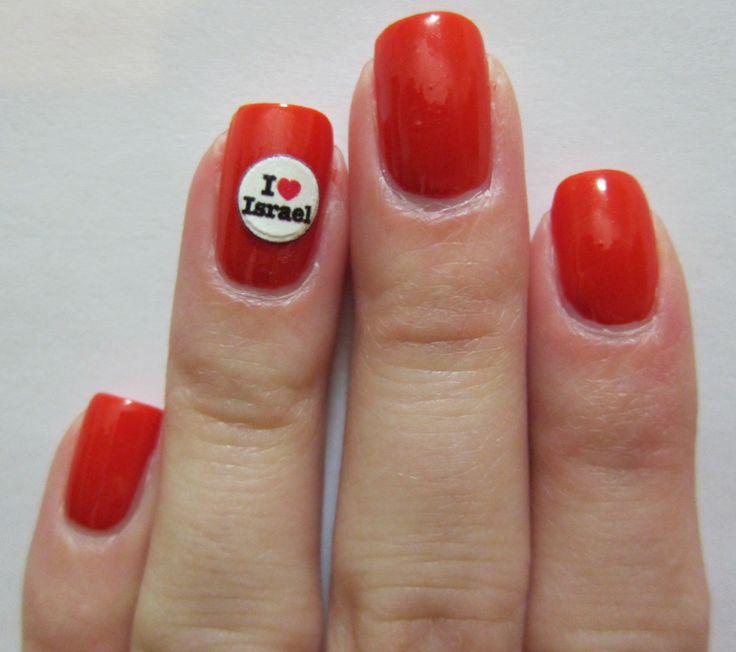 8 jewish nail art