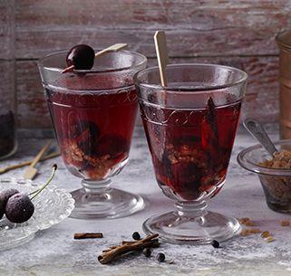Fruchtig-winterlich mit herrlichem Zimtaroma - so schmeckt die kalte Jahreszeit.