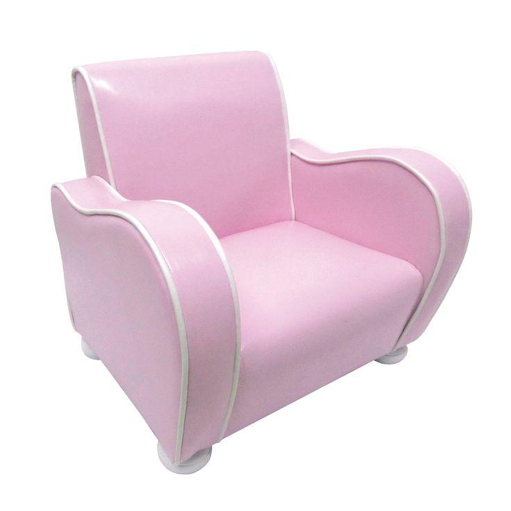 JaBaDaBaDo Baby & Kindersessel Kunstleder rosa Sitzhöhe 20cm - im Fantasyroom Shop online bestellen oder im Ladengeschäft in Lörrach kaufen. Besuchen Sie uns!