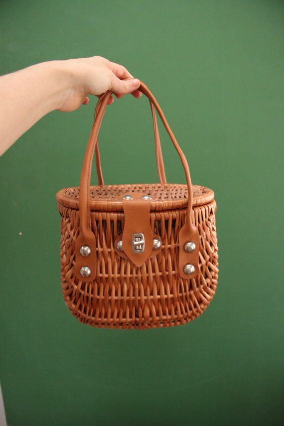 Picnic basket anaconda : Best images about vintage bags on