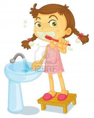 imagenes de lavarse los dientes animadas - Buscar con Google