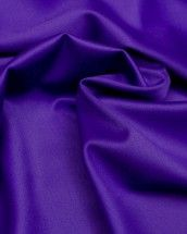 Stretch Wool Blend Suiting - Purple