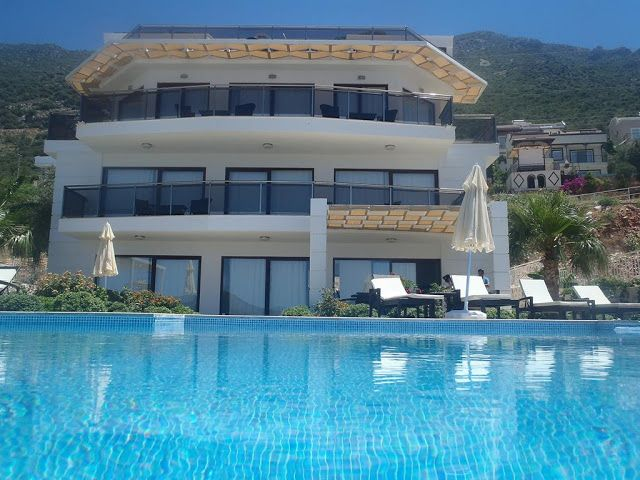 Kalkan Secrets: VILLA OF THE WEEK: Falcon Lodge