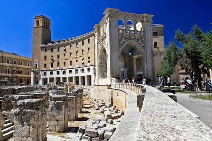 Buongiorno gente! Oggi siamo a #Lecce #Puglia #Italia Scoprite il Barocco leccese, scoprite la Puglia con YITA www.yitaproject.com