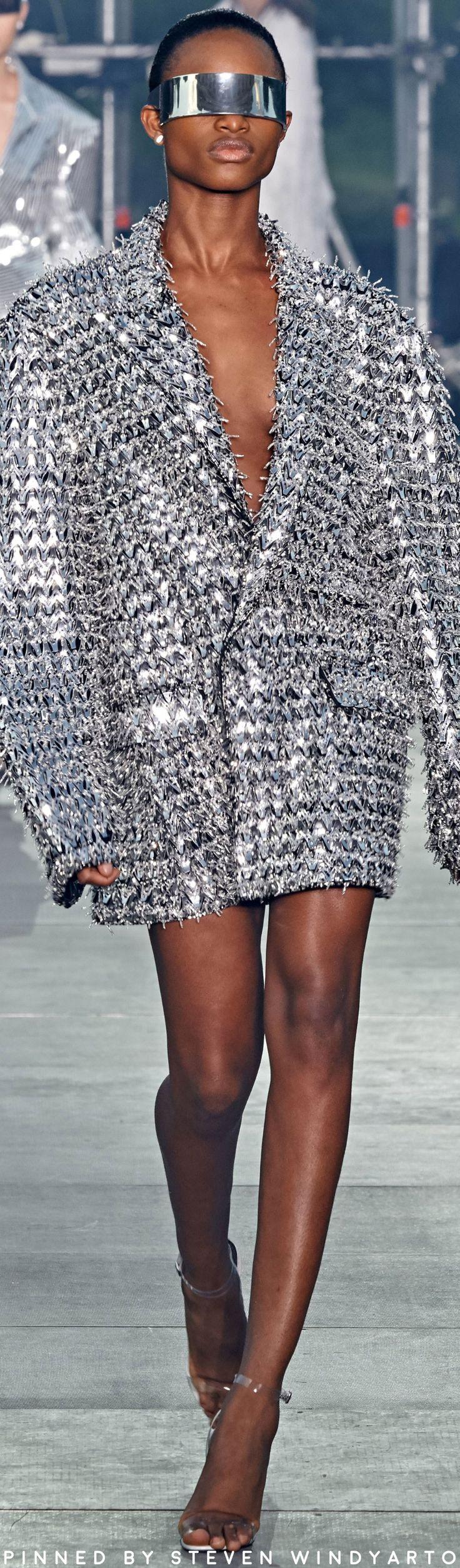 Balmain Spring 2020 Menswear