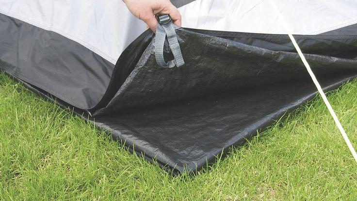 Zeltunterlage passend für das Zelt Santa Monica Highway von Outwell. Die praktische Unterlage hält den Zeltfußboden sauber und vermeidet Abrieb. Außerdem isoliert sie zusätzlich gegen die Kälte des Bodens. Die Outwell Plane sollte vom Zelt vollständig bedeckt sein, damit kein Regenwasser unter...  • Zusatzinformation: - Material: 100 % Polyethylen - Polyethylen ist langlebig und leicht zu w...