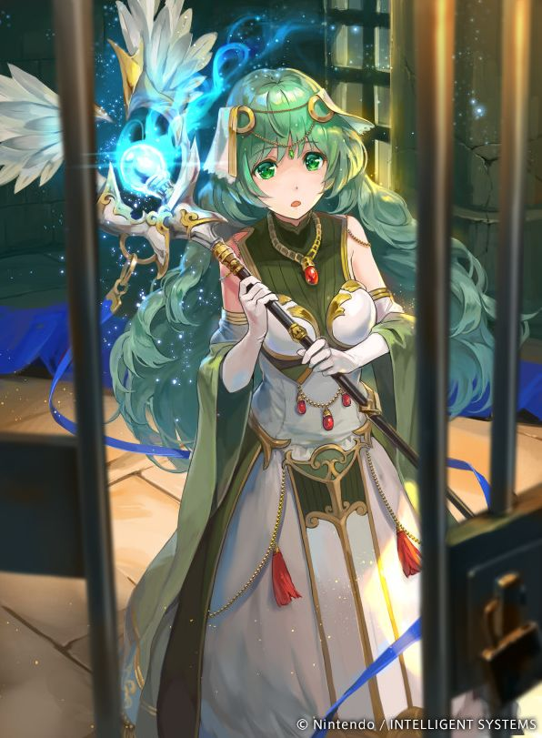 Tatiana - Fire Emblem
