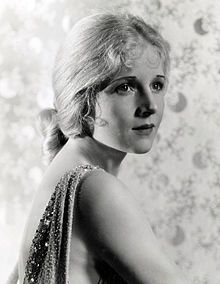 "Ann Harding in 1930. Born Dorothy Walton Gatley on 8/7/02 in San Antonio. TX. Died on 9/1/81. An Actress of Theater, Motion Picture, Radio, and Television from 1921 to 1965. She made her film debut in ""Paris Bound"", 1929. She was married twice with two children!"