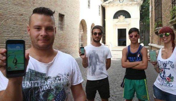 Pokémon Go: In Italia diventa un lavoro