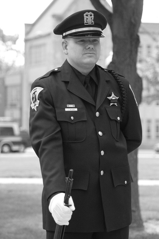 police officer memorial day quotes