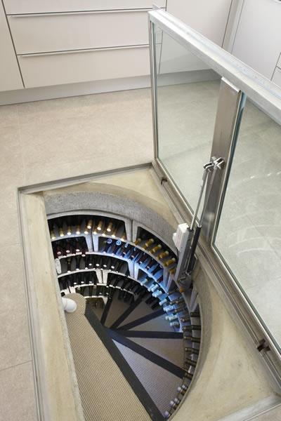 Best 25 trap door ideas on pinterest hidden storage - Wine cellar trap door ...